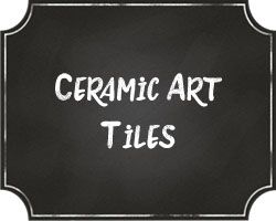 8x10 Ceramic Art Tiles