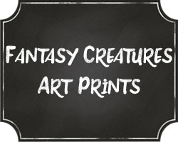 Fantasy Creatures Art Prints