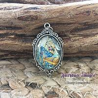 A Pirate's Life - Mermaid Pendant