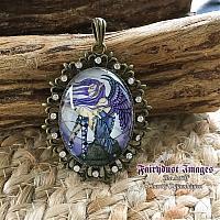 Angelica - Fancy Pendant Necklace