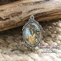 Catching Dreams - Native Fairy Pendant