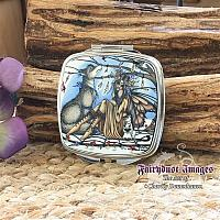 Catching Dreams - Fairy and Wolf Compact