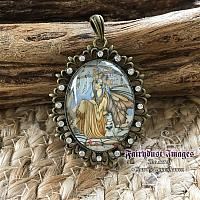 Catching Dreams - Fancy Pendant Necklace