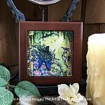 Deliverance - Wooden Frame Art Tile