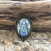 Destiny - Moon Fairy - Pendant Necklace