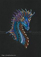 Dragon - Limited Edition Art Print