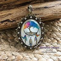 Dream of Life - Fancy Pendant Necklace