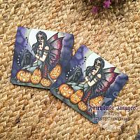 Fright Night - Halloween Coasters