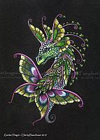 Garden Dragon - Limited Edition Art Print
