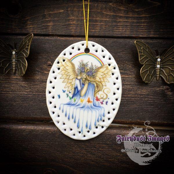 Hope - Angel Ornament