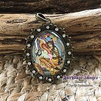 Mother of Dragons - Fancy Pendant Necklace