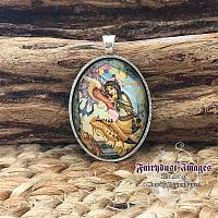 Mother of Dragons - Cameo Pendant Necklace