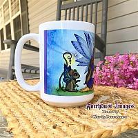 Not So Hidden Key - Ceramic Coffee Mug