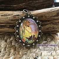 Spirit - Fancy Pendant Necklace