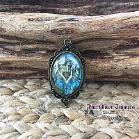 Summer Nights - Moth Fairy - Pendant