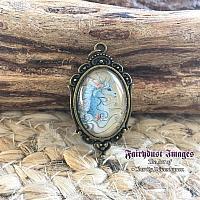 Sweetness - Silver Unicorn Pendant - Necklace