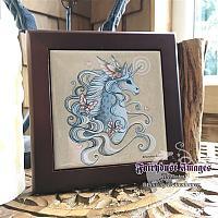 Sweetness - Wooden Frame Art Tile
