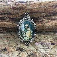 The Night Keeper - Fairy Pendant