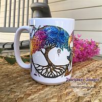 Dream of Life - Ceramic Coffee Mug