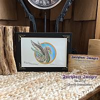 The Feathered Dragon - Special Edition - Yearly Matted Mini