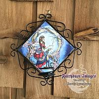 The Ring - Fairy Candle Sconce