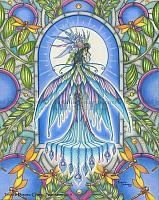 Tropical Dream - Fairy Art Print