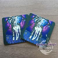 Unicorn Dreams - Coaster