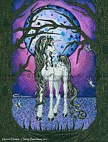 Unicorn Dreams - Fantasy Art Print