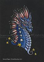 Veterans Dragon - Limited Edition Art Print