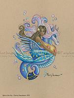 Spirit of the Sea - Limited Edition Art Print