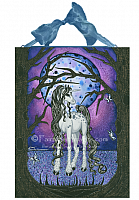 Unicorn Dreams - Ceramic Art Tile