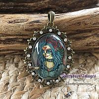Wild Heart - Fancy Pendant Necklace