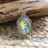 Magical - Unicorn Pendant - Necklace