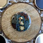 Wild Heart - Magnet, Keychain, Pocket Mirror or Pin